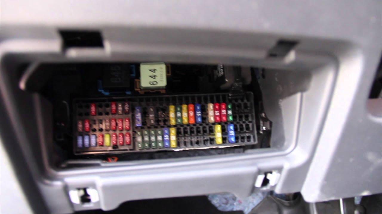 1991 Volkswagen Passat Fuse Box Diagram