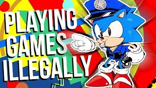Playing Games Illegally