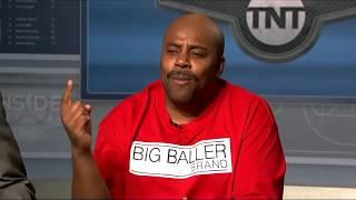 Inside The NBA: ″LaVar Ball″ Joins The Crew | NBA on TNT