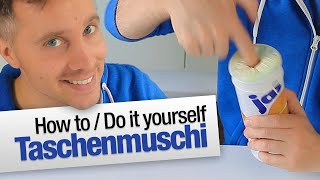 Taschen-Muschi bauen | jungsfragen.de