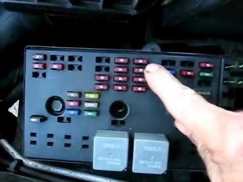 1989 Corvette Fuse Box Diagram Clearing The Check Engine Service Engine Soon Light Youtube