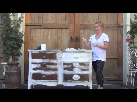 Annie Sloan Chalk Paint Painting Hardware  YouTube