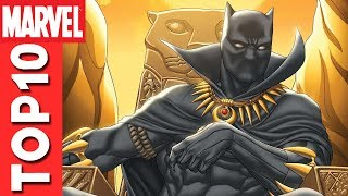 Top 10 Black Panther Moments From The Avengers: Earth's Mightiest Heroes