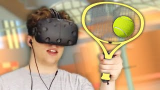 BEST SPORTS VIRTUAL REALITY GAME! (HTC Vive)