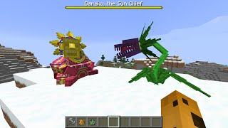 •not avaible in this addon. Attack On Titan ODM Gear Mod (Minecraft) - Downlossless