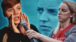 Feminist Asks If Mansplaining Is Real