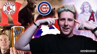 CAN YOU NAME MLB TEAMS THROUGH REAL PICTURES?!   Kleschka Quiz Time