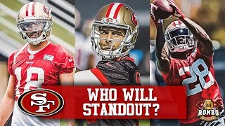 Live! 49ers OTA's - What Others Than Jimmy Garoppolo Is Worth Studying?