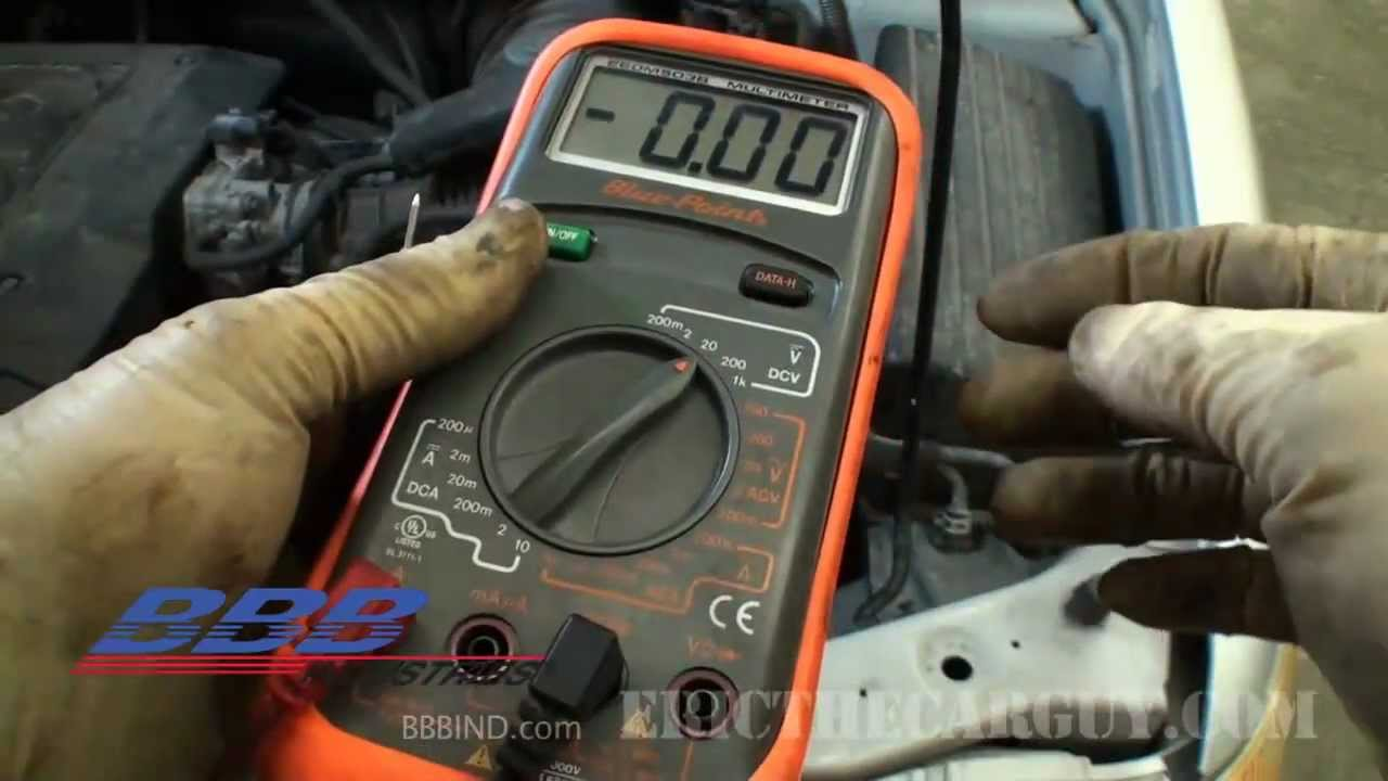 Dodge Ram Starter Wiring How To Test And Find A Parasitic Battery Drain Key Off