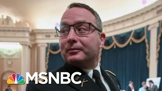 Day 3 Of Impeachment Hearings Brings Four Witnesses To The Hill   The 11th Hour   MSNBC