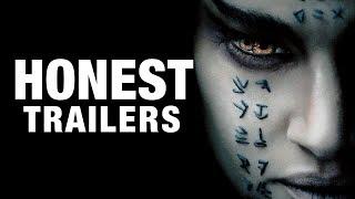 Honest Trailers - The Mummy (2017)