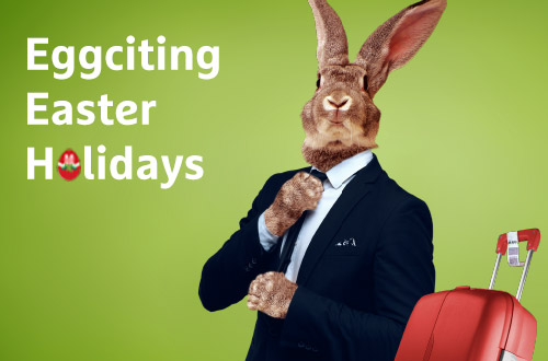 Eggciting Easter Holidays