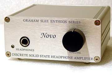 Novo Headphone Amplifier