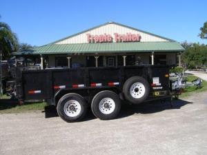 2013 Big Tex Dump (Heavy Duty)  Tropic Trailer