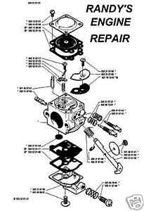 Zama Carburetor Fuel Line Routing, Zama, Free Engine Image