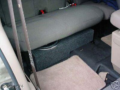 Kicker 2 Ohm Subwoofer Wiring Diagram Ford Explorer Sport Trac Sub Box 8 Subwoofers Enclosure Ebay