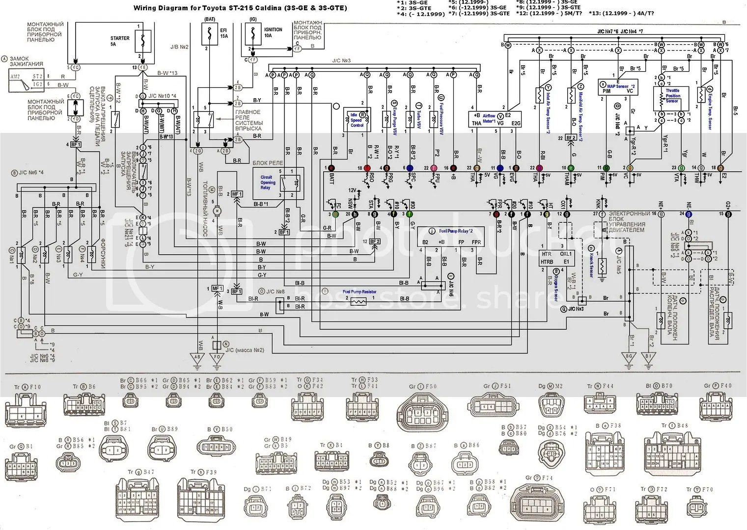 St215 Wiring Diagram Photo By Azian Advanced