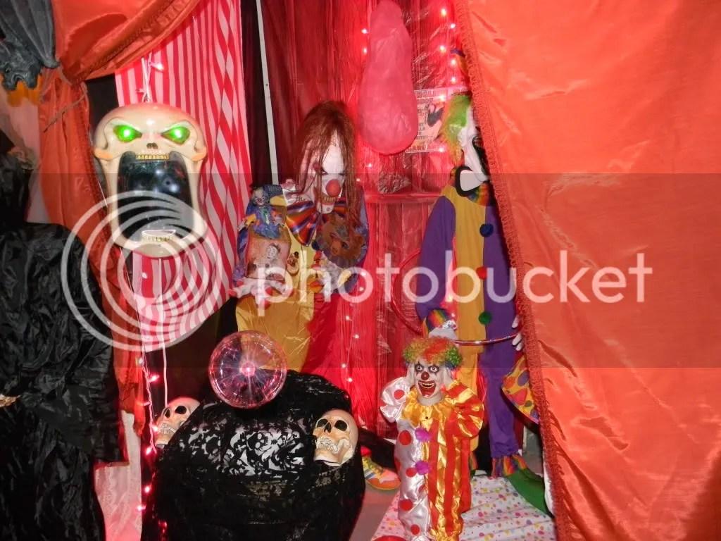 Clown Circus Room Theme Ideas?