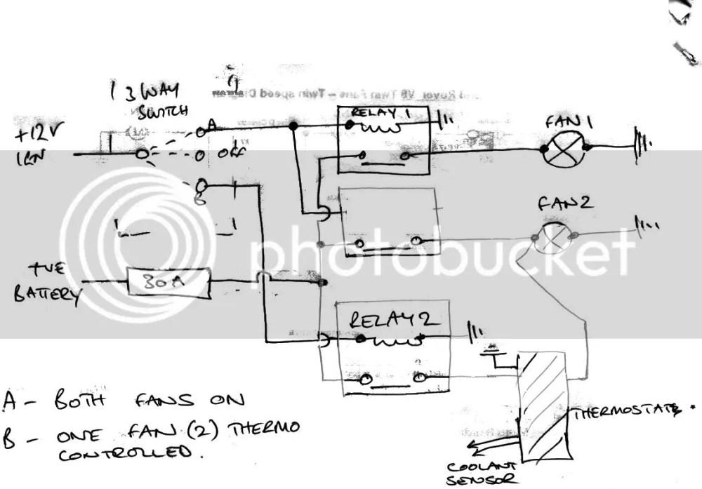 medium resolution of  electric radiator fan wiring diagram deltagenerali me finishedwiring jpg