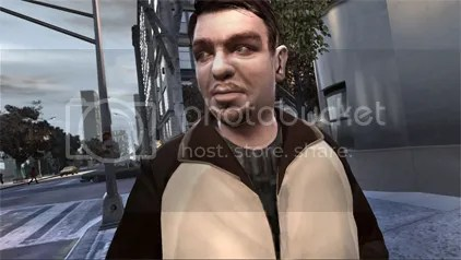 Cousin Roman from Grand Theft Auto 4