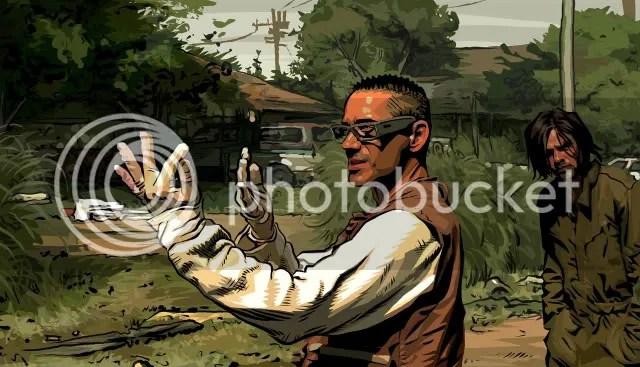 Robert Downey Jr. as Barris