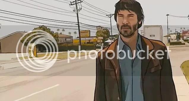 Keanu Reeves as Robert Arctor
