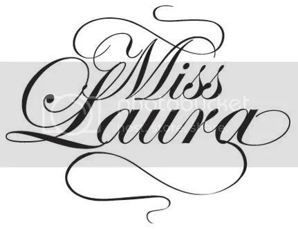 The gallery for gt Laura Name Art
