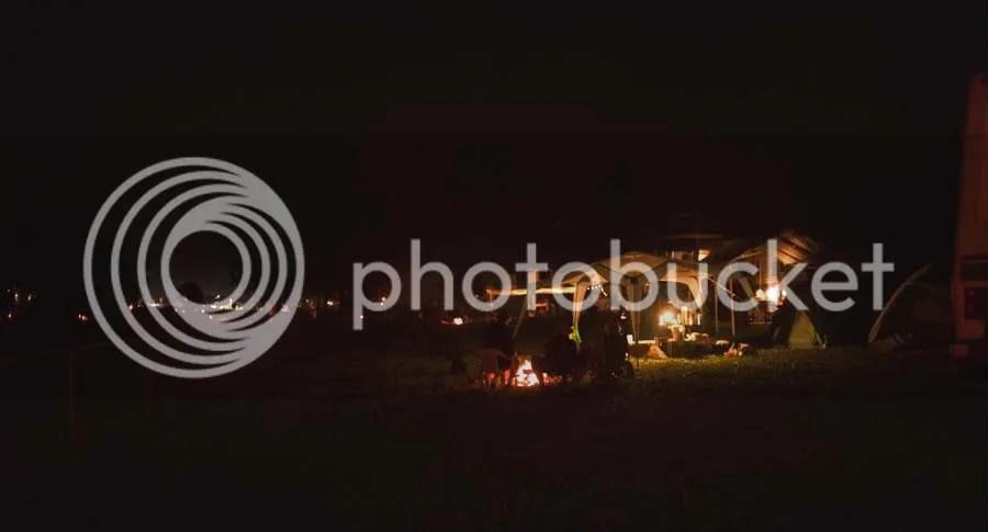 Night at the Glen