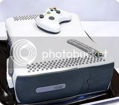 Grooms Cake Xbox
