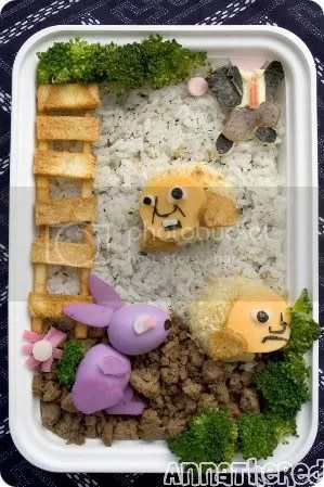 braid L'Eggo My Bento