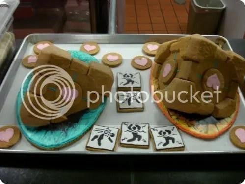portal gingerbread