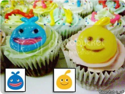 locoroco cupcakes