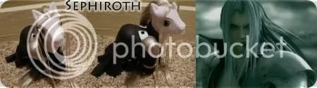 sephiroth my little pony
