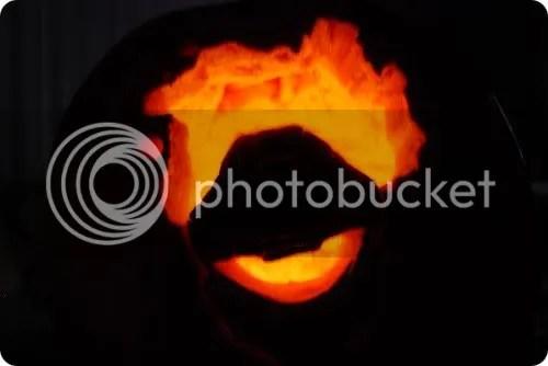 recon pumpkin