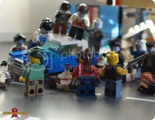 left 4 dead legos