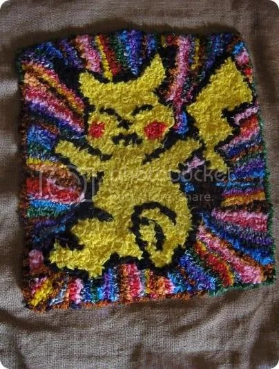 pokemon rug