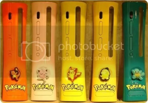 pokemon faceplates