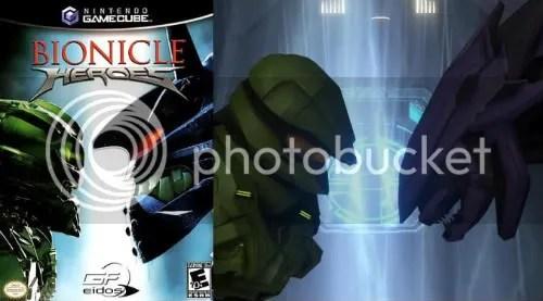 Bionicle Heroes Remake