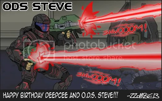 Another Halo Comic Strip