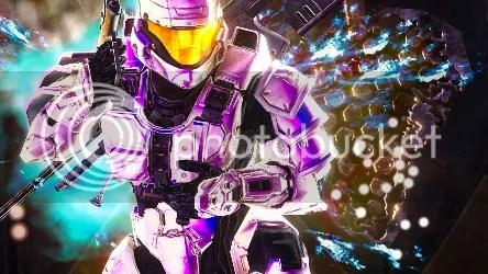 Halo 3 Screenshot ODST Magnum