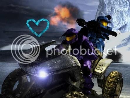 Halo 3 Screenshot Mongoose Heart