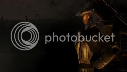Halo 3 Screenshot Master Chief John-117
