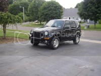 Jeep Liberty Forum - JeepKJ Country - Removed roof rack...