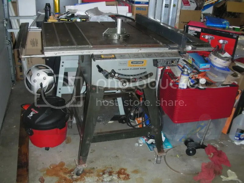Amt Table Saw