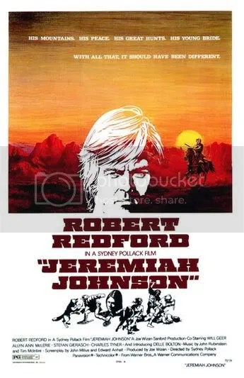 trapper Jeremiah Johnson