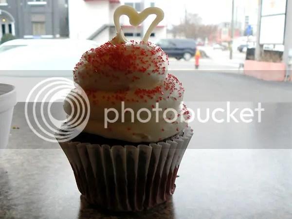 Red Velvet Cupcake @ Gigi's