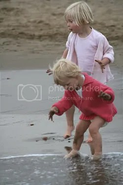 Dans voor de golven.
