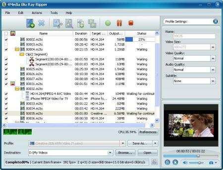SnowFox DVD Ripper 1.7.0.3 | 14 mb