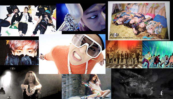 K-pop 2012 best