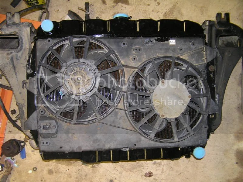 Ford Contour Electric Fan Wiring Diagram